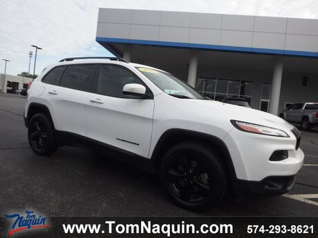 2016 Jeep Cherokee 4WD 4dr Altitude *Ltd Avail* Elkhart IN