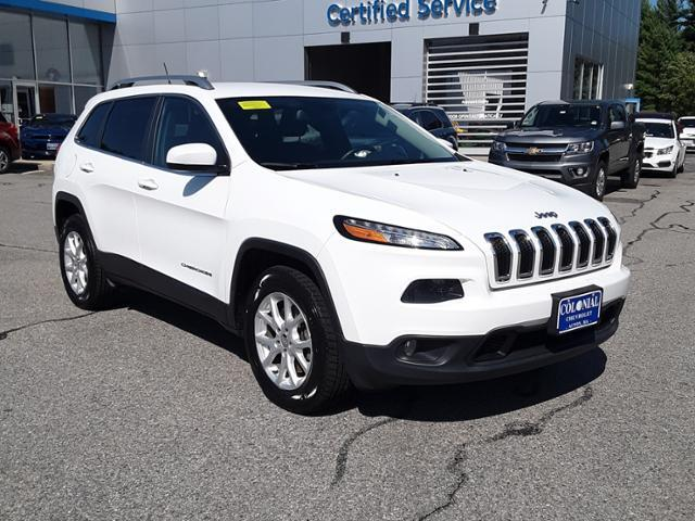 2016 Jeep Cherokee 4WD 4dr Latitude Acton MA