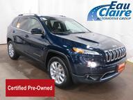 2016 Jeep Cherokee 4WD 4dr Limited Eau Claire WI