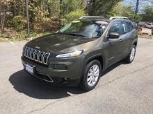 2016_Jeep_Cherokee_4WD 4dr Limited_ Pembroke MA