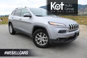 2016 Jeep Cherokee 4WD 4dr North