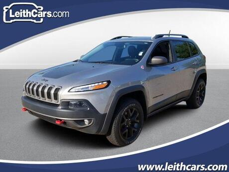 2016 Jeep Cherokee 4WD 4dr Trailhawk Cary NC