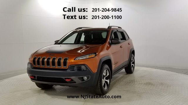 2016 Jeep Cherokee 4WD 4dr Trailhawk Jersey City NJ