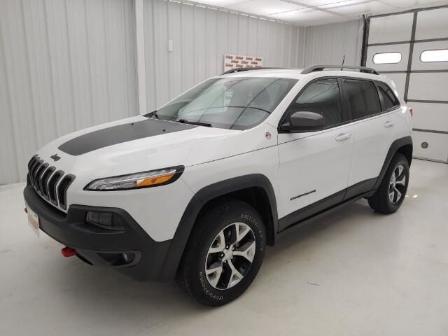2016 Jeep Cherokee 4WD 4dr Trailhawk Manhattan KS