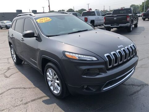 2016_Jeep_Cherokee_4WD LIMITED_ Evansville IN