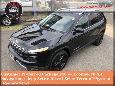 2016_Jeep_Cherokee_4WD Limited_ Arlington VA
