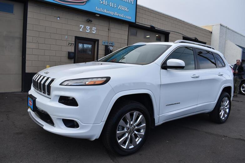 2016 Jeep Cherokee 4WD Overland Bend OR