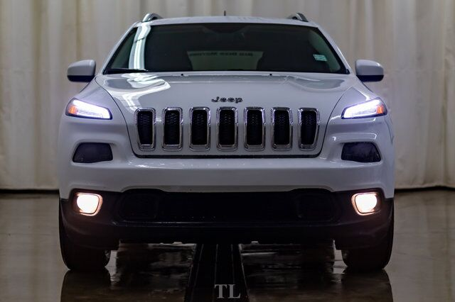 2016 Jeep Cherokee 4x4 North BCam Red Deer AB