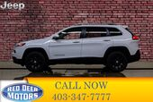 2016 Jeep Cherokee 4x4 North Nav BCam