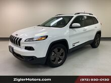 2016_Jeep_Cherokee_75th Anniversary 3.2 V6 NAVIGATION 4WD One Owner Clean Carfax 9kmi_ Addison TX