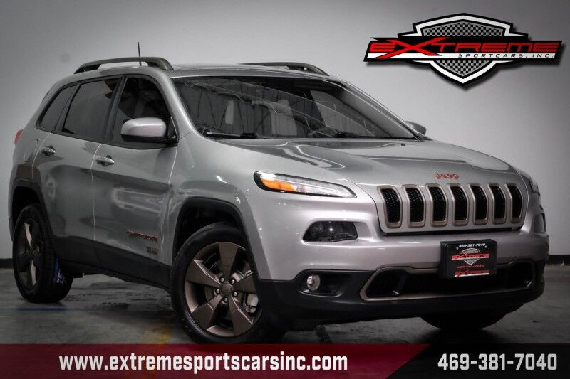 2016 Jeep Cherokee 75th Anniversary Addison TX