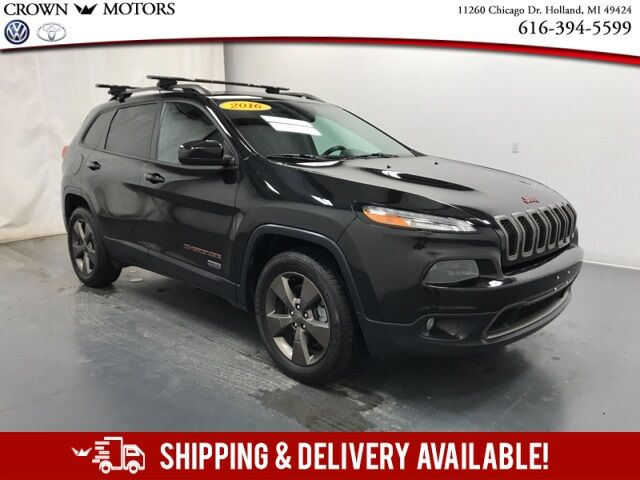 2016 Jeep Cherokee 75th Anniversary Edition Holland MI