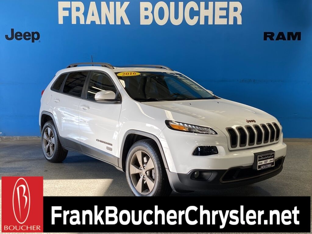 2016 Jeep Cherokee 75th Anniversary Edition Janesville WI
