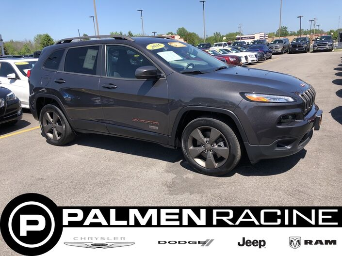 2016 Jeep Cherokee 75th Anniversary Edition Racine WI