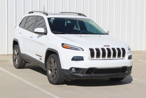 2016_Jeep_Cherokee_75th Anniversary_ Longview TX