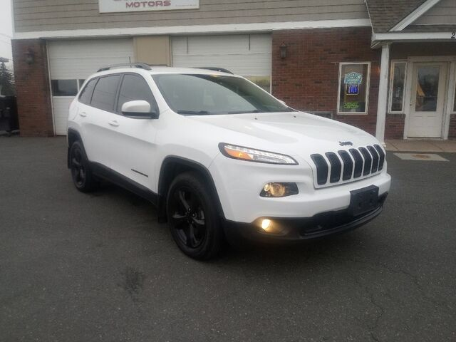 2016 Jeep Cherokee Altitude East Windsor CT