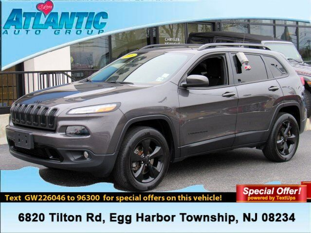2016 Jeep Cherokee Altitude Egg Harbor Township NJ