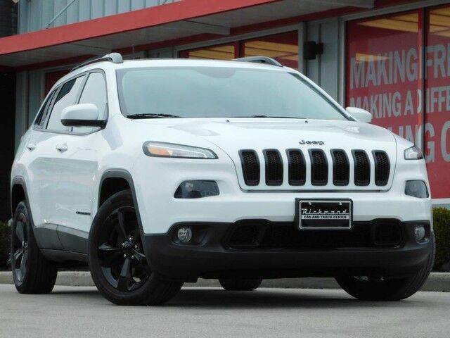 2016 Jeep Cherokee Altitude Richmond KY