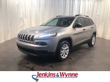 2016_Jeep_Cherokee_FWD 4dr Altitude_ Clarksville TN