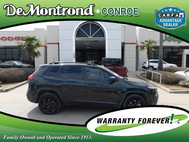 2016 Jeep Cherokee FWD 4dr Altitude *Ltd Avail* Conroe TX