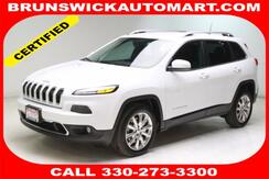 2016_Jeep_Cherokee_FWD 4dr Limited_ Brunswick OH