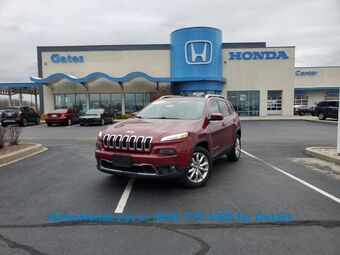 2016_Jeep_Cherokee_FWD 4dr Limited_ Richmond KY