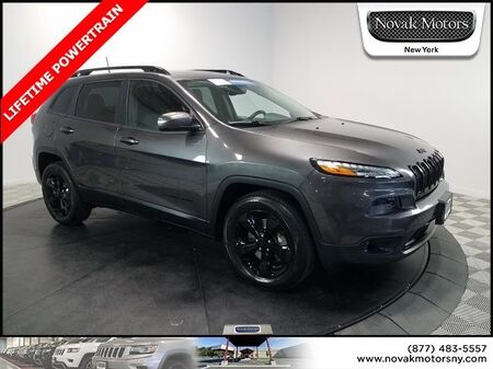 Jeep Cherokee High Altitude 2016