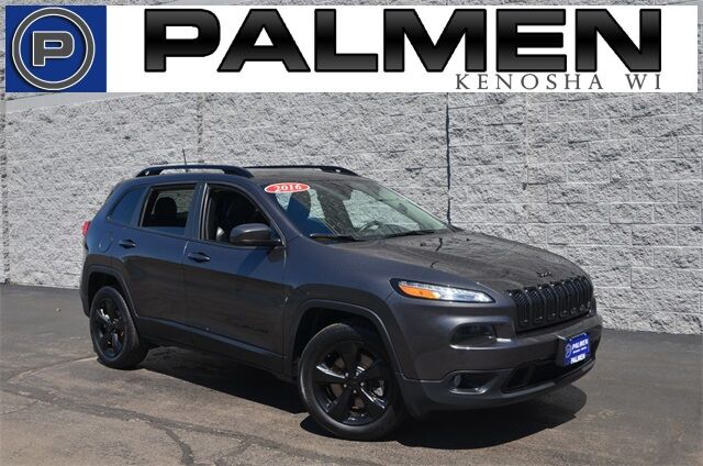 2016 Jeep Cherokee High Altitude Racine WI