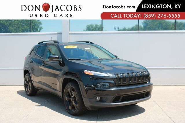 2016 Jeep Cherokee High Altitude Lexington KY