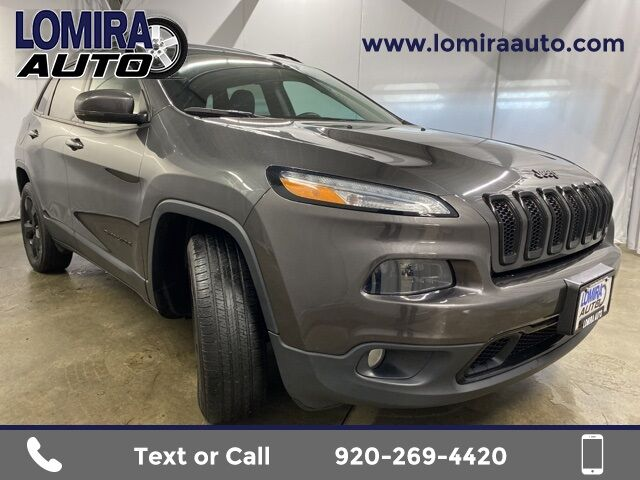 2016 Jeep Cherokee High Altitude Lomira WI