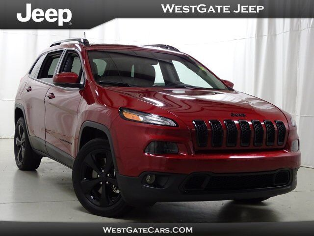 2016 Jeep Cherokee High Altitude Raleigh NC