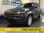 2016 Jeep Cherokee Latitude 4WD w/Heated Seats & Back-up Camera