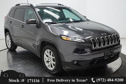 2016_Jeep_Cherokee_Latitude BACK-UP CAMERA_ Plano TX