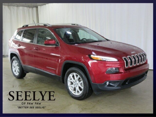 2016 Jeep Cherokee Latitude Battle Creek MI