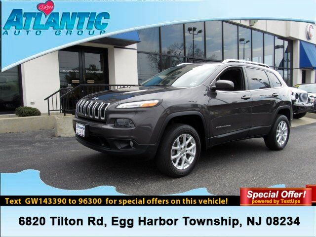 2016 Jeep Cherokee Latitude Egg Harbor Township NJ