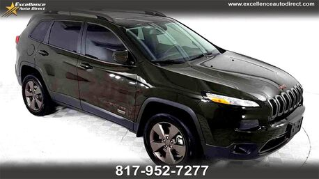 2016_Jeep_Cherokee_Latitude_ Euless TX