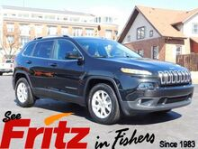 2016_Jeep_Cherokee_Latitude_ Fishers IN