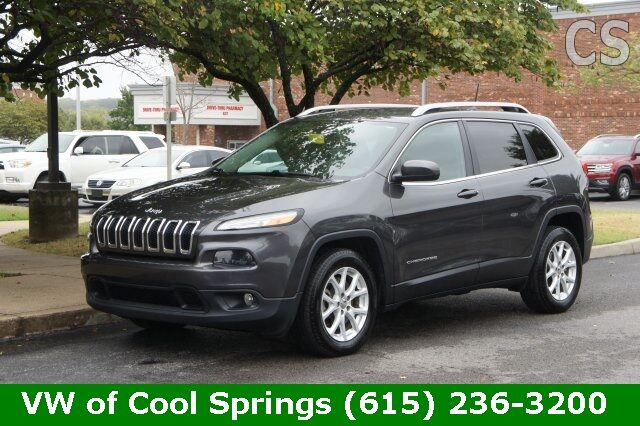 2016 Jeep Cherokee Latitude Franklin TN
