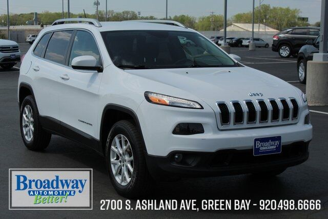 2016 Jeep Cherokee Latitude Green Bay WI