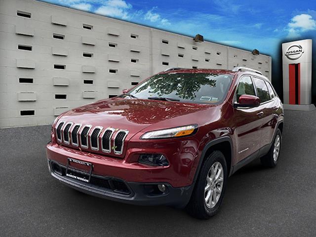2016 Jeep Cherokee Latitude Greenvale NY