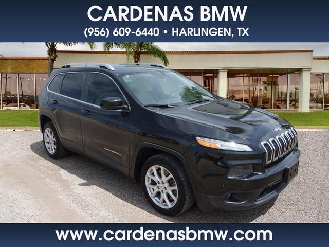 2016 Jeep Cherokee Latitude Harlingen TX