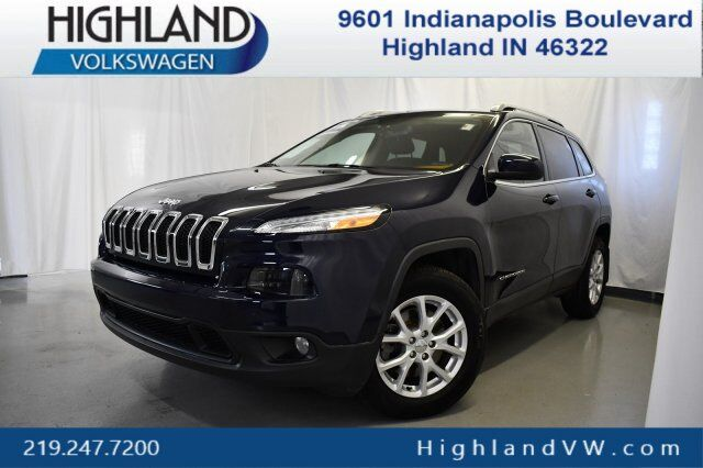 2016 Jeep Cherokee Latitude Highland IN