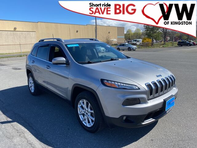 2016 Jeep Cherokee Latitude Kingston NY
