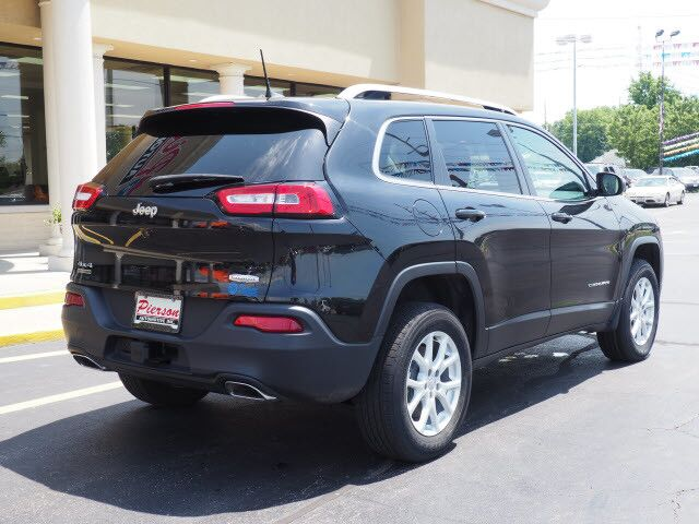 2016 Jeep Cherokee Latitude Middletown OH