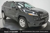 Jeep Cherokee Latitude NAV,CAM,KEY-GO,17IN WHLS 2016