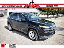 2016_Jeep_Cherokee_Latitude_ Pampa TX
