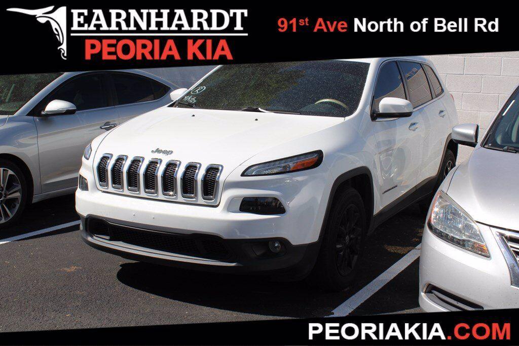 2016 Jeep Cherokee Latitude Phoenix AZ