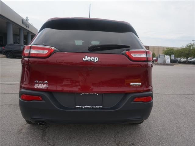 2016 Jeep Cherokee Latitude Plainfield IN