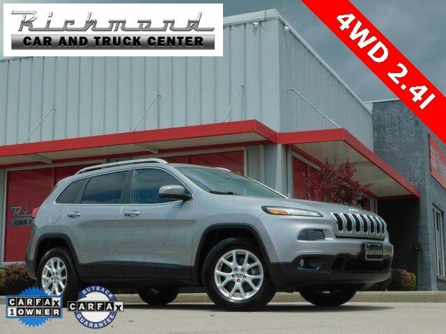 2016 Jeep Truck >> Vehicle Details 2016 Jeep Cherokee At Richmond Car And