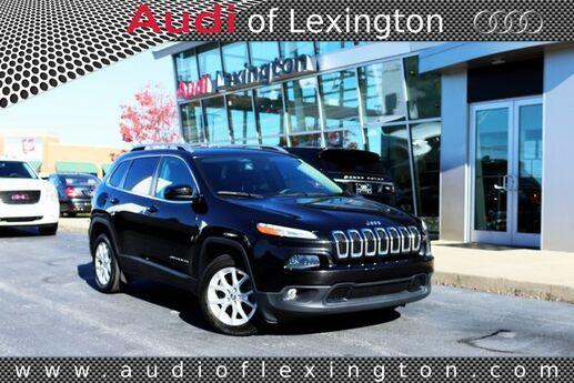 2016 Jeep Cherokee Latitude Richmond KY